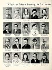 Page 12, 1973 Edition, Franklin Junior High School - Kite N Key Yearbook (Fort Wayne, IN) online yearbook collection