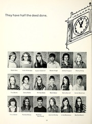 Page 16, 1973 Edition, Franklin Junior High School - Kite N Key Yearbook (Fort Wayne, IN) online yearbook collection