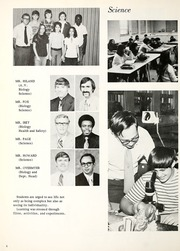Page 12, 1974 Edition, Franklin Junior High School - Kite N Key Yearbook (Fort Wayne, IN) online yearbook collection