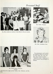 Page 9, 1974 Edition, Franklin Junior High School - Kite N Key Yearbook (Fort Wayne, IN) online yearbook collection