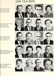 Page 11, 1961 Edition, Lakeside Middle School - Lance Yearbook (Fort Wayne, IN) online yearbook collection