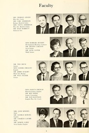 Page 12, 1967 Edition, Lakeside Middle School - Lance Yearbook (Fort Wayne, IN) online yearbook collection