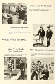 Page 16, 1967 Edition, Lakeside Middle School - Lance Yearbook (Fort Wayne, IN) online yearbook collection
