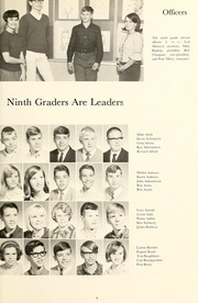 Page 17, 1967 Edition, Lakeside Middle School - Lance Yearbook (Fort Wayne, IN) online yearbook collection