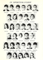 Page 23, 1969 Edition, Lakeside Middle School - Lance Yearbook (Fort Wayne, IN) online yearbook collection
