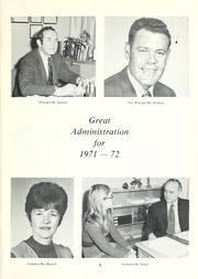 Page 11, 1972 Edition, Lakeside Middle School - Lance Yearbook (Fort Wayne, IN) online yearbook collection