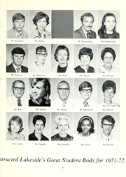 Page 13, 1972 Edition, Lakeside Middle School - Lance Yearbook (Fort Wayne, IN) online yearbook collection