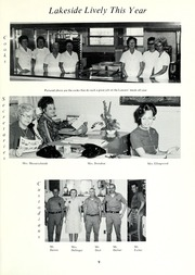Page 15, 1972 Edition, Lakeside Middle School - Lance Yearbook (Fort Wayne, IN) online yearbook collection