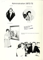 Page 8, 1973 Edition, Lakeside Middle School - Lance Yearbook (Fort Wayne, IN) online yearbook collection