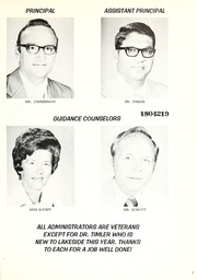 Page 7, 1974 Edition, Lakeside Middle School - Lance Yearbook (Fort Wayne, IN) online yearbook collection