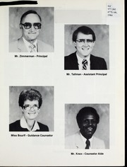 Page 9, 1984 Edition, Lakeside Middle School - Lance Yearbook (Fort Wayne, IN) online yearbook collection