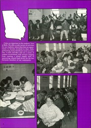 Page 12, 1987 Edition, Babb Middle School - Legend Yearbook (Forest Park, GA) online yearbook collection