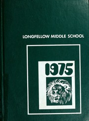 Page 1, 1975 Edition, Longfellow Middle School - Longfellow Lions Yearbook (Norman, OK) online yearbook collection