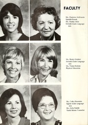 Page 10, 1975 Edition, Longfellow Middle School - Longfellow Lions Yearbook (Norman, OK) online yearbook collection