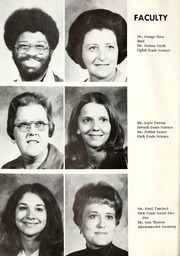 Page 12, 1975 Edition, Longfellow Middle School - Longfellow Lions Yearbook (Norman, OK) online yearbook collection