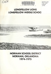 Page 5, 1975 Edition, Longfellow Middle School - Longfellow Lions Yearbook (Norman, OK) online yearbook collection