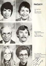 Page 8, 1975 Edition, Longfellow Middle School - Longfellow Lions Yearbook (Norman, OK) online yearbook collection