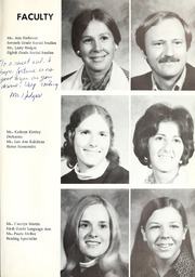Page 9, 1975 Edition, Longfellow Middle School - Longfellow Lions Yearbook (Norman, OK) online yearbook collection