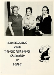 Page 12, 1974 Edition, Miami Middle School - Memories Yearbook (Fort Wayne, IN) online yearbook collection