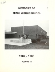 Page 7, 1983 Edition, Miami Middle School - Memories Yearbook (Fort Wayne, IN) online yearbook collection