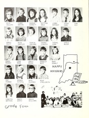 Page 24, 1975 Edition, Montpelier Middle School - Montpelier Yearbook (Montpelier, IN) online yearbook collection