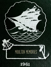 1961 Edition, Moulton Elementary School - Moulton Memories Yearbook (Wapakoneta, OH)