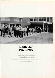 Page 7, 1969 Edition, Northview Middle School - North Star Yearbook (Indianapolis, IN) online yearbook collection