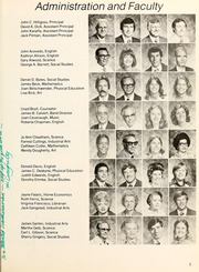 Page 7, 1978 Edition, Northview Middle School - North Star Yearbook (Indianapolis, IN) online yearbook collection
