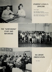 Page 11, 1962 Edition, Northwood Middle School - Northwood Cardinal Yearbook (Fort Wayne, IN) online yearbook collection