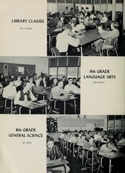 Page 12, 1962 Edition, Northwood Middle School - Northwood Cardinal Yearbook (Fort Wayne, IN) online yearbook collection