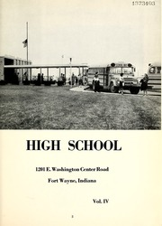 Page 11, 1965 Edition, Northwood Middle School - Northwood Cardinal Yearbook (Fort Wayne, IN) online yearbook collection