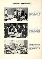 Page 12, 1965 Edition, Northwood Middle School - Northwood Cardinal Yearbook (Fort Wayne, IN) online yearbook collection