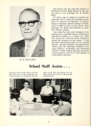 Page 16, 1965 Edition, Northwood Middle School - Northwood Cardinal Yearbook (Fort Wayne, IN) online yearbook collection