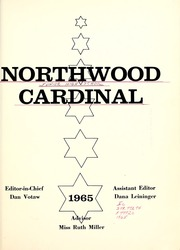 Page 9, 1965 Edition, Northwood Middle School - Northwood Cardinal Yearbook (Fort Wayne, IN) online yearbook collection