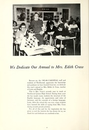 Page 10, 1966 Edition, Northwood Middle School - Northwood Cardinal Yearbook (Fort Wayne, IN) online yearbook collection