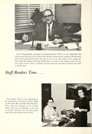 Page 12, 1966 Edition, Northwood Middle School - Northwood Cardinal Yearbook (Fort Wayne, IN) online yearbook collection