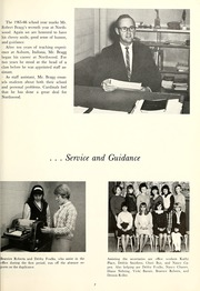 Page 13, 1966 Edition, Northwood Middle School - Northwood Cardinal Yearbook (Fort Wayne, IN) online yearbook collection
