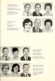 Page 15, 1966 Edition, Northwood Middle School - Northwood Cardinal Yearbook (Fort Wayne, IN) online yearbook collection