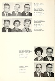 Page 16, 1966 Edition, Northwood Middle School - Northwood Cardinal Yearbook (Fort Wayne, IN) online yearbook collection
