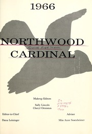 Page 7, 1966 Edition, Northwood Middle School - Northwood Cardinal Yearbook (Fort Wayne, IN) online yearbook collection