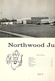 Page 8, 1966 Edition, Northwood Middle School - Northwood Cardinal Yearbook (Fort Wayne, IN) online yearbook collection