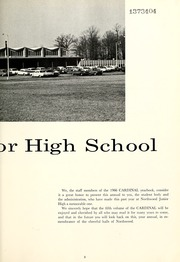 Page 9, 1966 Edition, Northwood Middle School - Northwood Cardinal Yearbook (Fort Wayne, IN) online yearbook collection