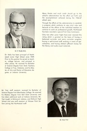 Page 11, 1967 Edition, Northwood Middle School - Northwood Cardinal Yearbook (Fort Wayne, IN) online yearbook collection