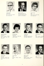 Page 12, 1967 Edition, Northwood Middle School - Northwood Cardinal Yearbook (Fort Wayne, IN) online yearbook collection