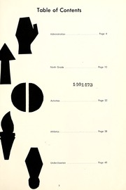 Page 9, 1967 Edition, Northwood Middle School - Northwood Cardinal Yearbook (Fort Wayne, IN) online yearbook collection