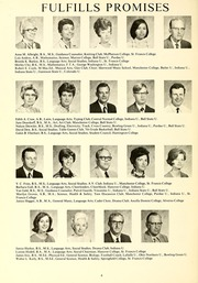 Page 12, 1971 Edition, Northwood Middle School - Northwood Cardinal Yearbook (Fort Wayne, IN) online yearbook collection