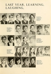 Page 17, 1971 Edition, Northwood Middle School - Northwood Cardinal Yearbook (Fort Wayne, IN) online yearbook collection