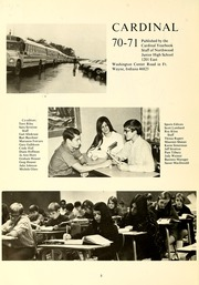 Page 8, 1971 Edition, Northwood Middle School - Northwood Cardinal Yearbook (Fort Wayne, IN) online yearbook collection