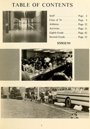 Page 9, 1971 Edition, Northwood Middle School - Northwood Cardinal Yearbook (Fort Wayne, IN) online yearbook collection