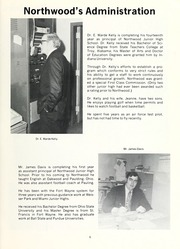 Page 11, 1973 Edition, Northwood Middle School - Northwood Cardinal Yearbook (Fort Wayne, IN) online yearbook collection